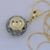 'Moonbird sunrise' treasure locket