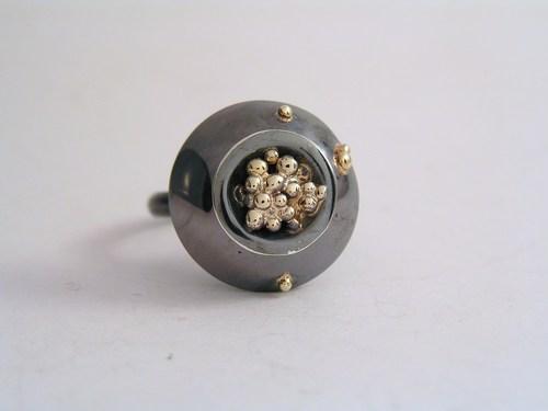Crucible treasure ring