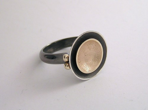 'Double universe' ring